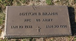 Benton B. Brann