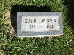 Guy R Robinson
