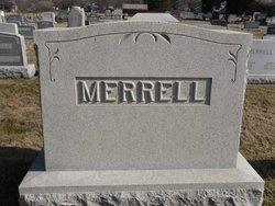 Nancy A Nannie <i>Bunnell</i> Merrell