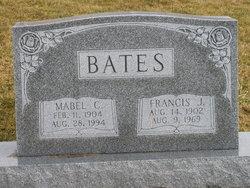 Mabel C Bates