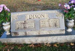Coral Naomi Dixon
