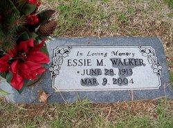 Essie M. <i>Baker</i> Walker
