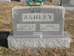 Rev John Perry Ashley