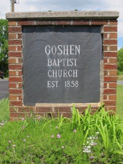 Goshen Baptist Church Cemetery