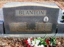 Grady o Blanton