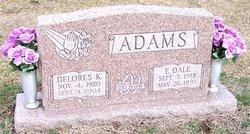 Delores K <i>Pettry</i> Adams