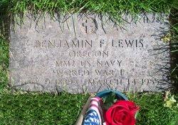 Benjamin Floyd Lewis