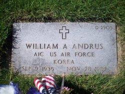 William Archie Bill Andrus