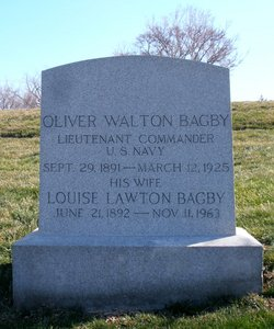 Louise <i>Lawton</i> Bagby