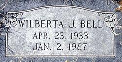 Wilberta J. Bell