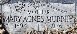 Mary Agnes <i>Sumner</i> Murphy