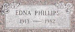 Edna A Phillips