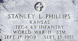 Stanley Lee Phillips