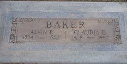 Alvin Pierce Baker