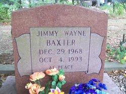 Jimmy Wayne Baxter