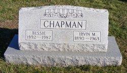Bessie <i>Foltz</i> Chapman