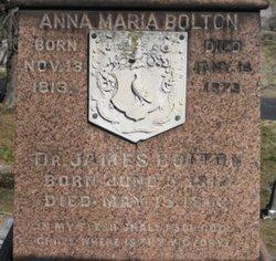 Anna Maria <i>Harrison</i> Bolton