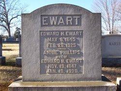 Annie Elizabeth <i>Phillips</i> Ewart
