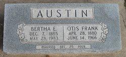 Bertha Ethel <i>Sinclair</i> Austin