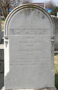 James Nicol Bell