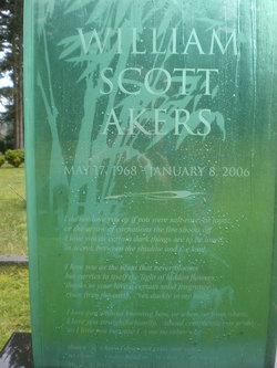William Scott Bill Akers
