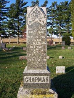 Dr Clark Chapman