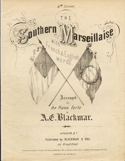 Armand Edward A.E. Blackmar, I