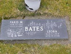 Faris M Bates