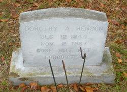 Dorothy A. <i>Skipper</i> Henson