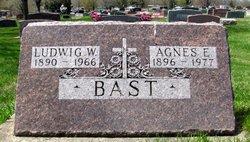 Agnes E. <i>Busching</i> Bast
