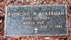 Raymond Walter Ackerman