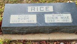 Docie Mae Rice