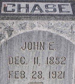 John Edwin Chase
