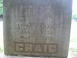 Lydia Jane <i>Marts</i> Craig