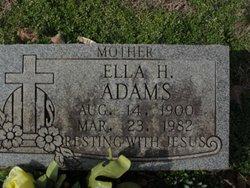 Ellen H. Adams
