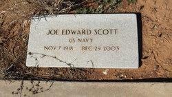Joe Edward Scott