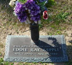 Eddie Ray Aeppli