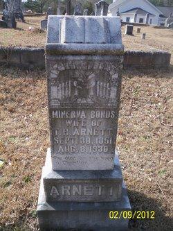 Minerva <i>Bonds</i> Arnett