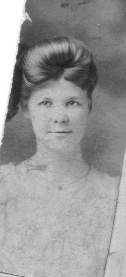 Annie Ethel <i>Slusser</i> Buhrman
