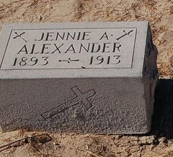 Jennie <i>Samson</i> Alexander