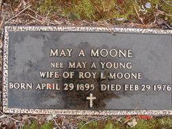 May A. <i>Young</i> Moone