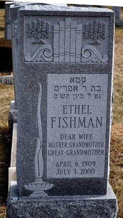 Ethel Fishman