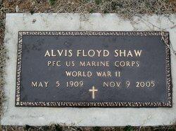 Alvis Floyd Shaw