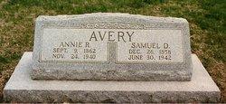Samuel D. Avery