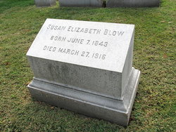 Susan Elizabeth Blow