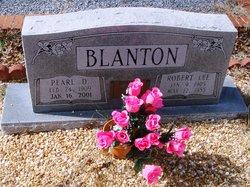 Pearl <i>Davis</i> Blanton