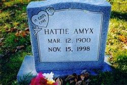 Hattie <i>Smith</i> Amyx