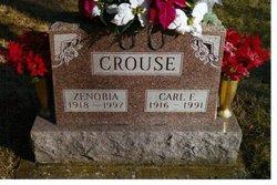 Zenobia Edith <i>Wehrly</i> Crouse