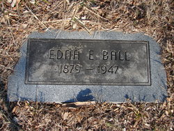 Edna <i>Baumgardner</i> Ball