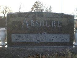 Melba Clarice <i>Pickens</i> Abshure